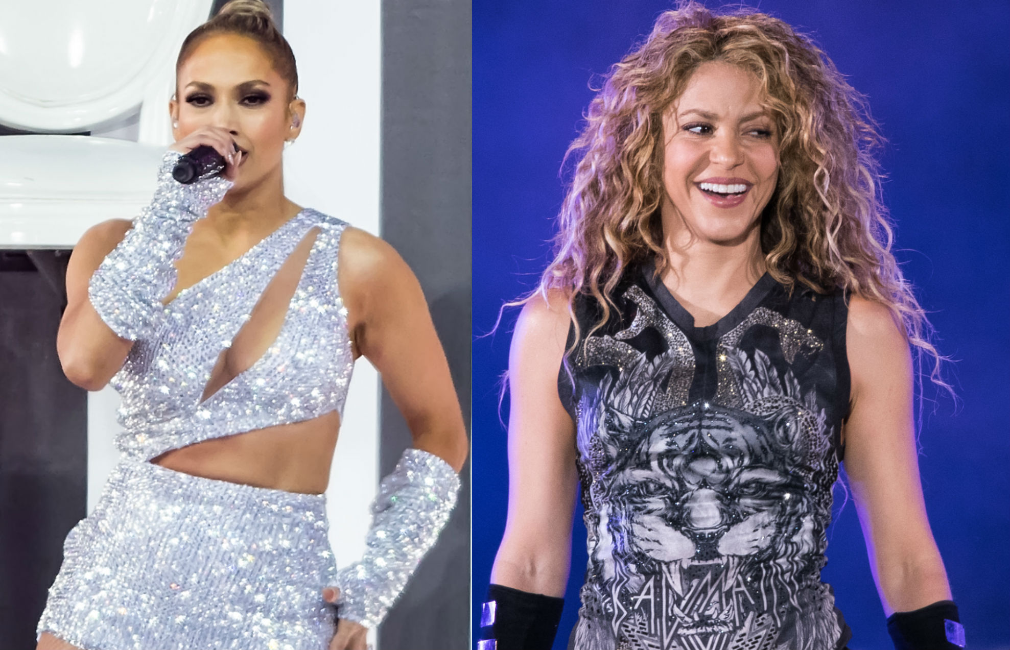 Halftime Show Thanksgiving 2020.Shakira And Jennifer Lopez To Perform At Super Bowl Halftime