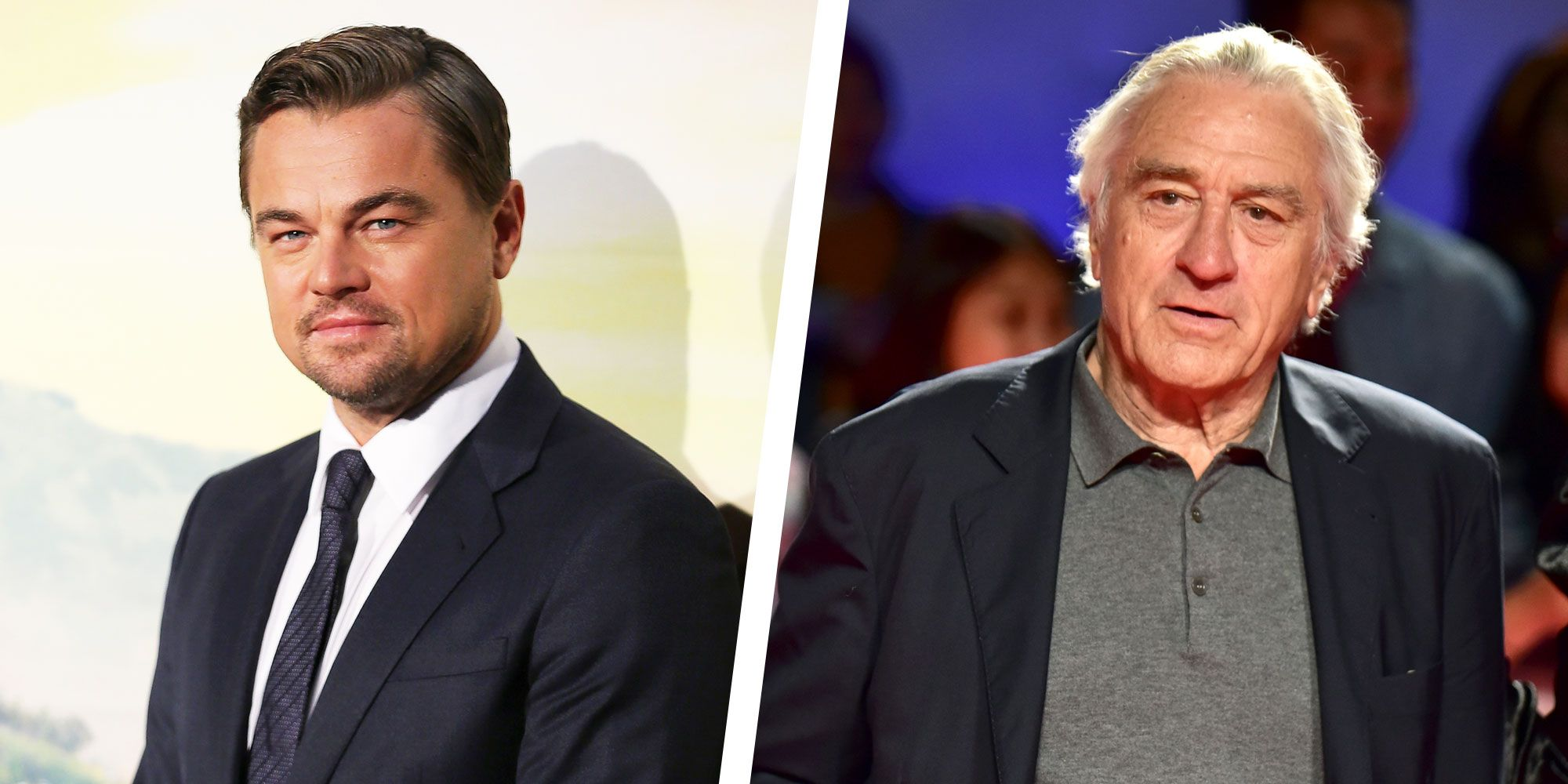 "Robert De Niro, Leonardo DiCaprio Offer Fans Walk-On Movie Role for Viral ""All In Challenge"""