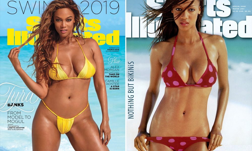 Tyra Banks Opens Up On Gaining 25 Pounds Since Posing The 219 Sports Illustrated Swimsuit Cover
