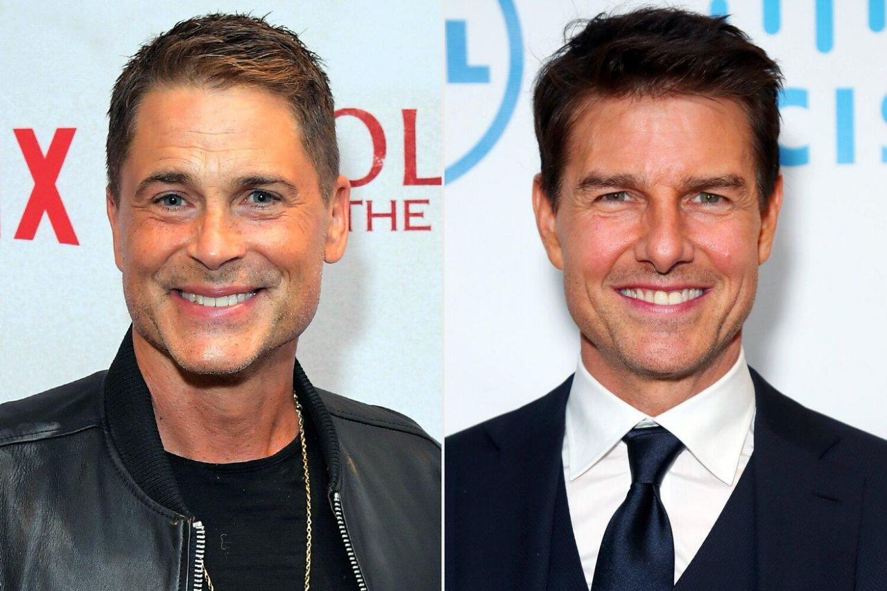 Rob Lowe Recounts How Tom Cruise Went 'Ballistic' for One Reason